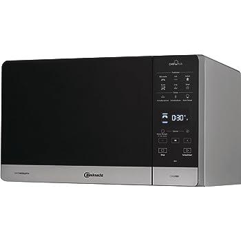 Bauknecht MW 49 SL, 5 in 1 Mikrowelle inkl. Grill, Heißluft und CrispFry Heißluft Fritteusen Funktion, 25 L