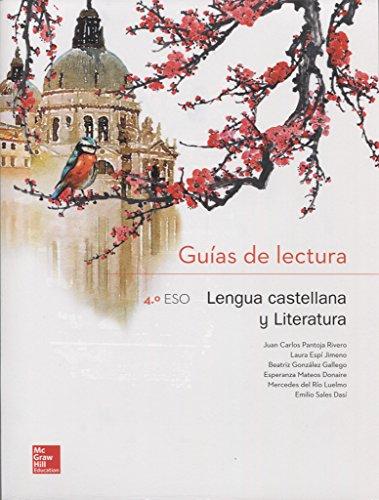 Lengua Castellana Y Literatura 4º ESO (+ Guías De Lectura Y Código Smartbook) - 9788448608637 por Juan Carlos Pantoja Rivero