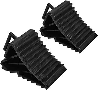 Cunei per ruote auto tappi antiscivolo ABS Tappi antiscivolo Tappi antiscivolo Tappo antiscivolo per pneumatici Tappo antiscivolo Supporto per ruote Supporto per pneumatici