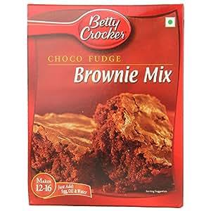Betty Crocker Chocolate Fudge Brownie Mix, 395g