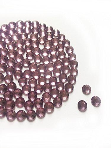 Diamante Me Light Amethyst DMC Strass en verre (Hotifx/Iron on) Lot de 500 6mm