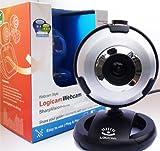 Webcam - Neue USB PC-Webcam - integriertes Mikrofon, Play 5G Lens, Plug and kein Treiber erforderlich, Arbeitet mit Skype Yahoo MSN etc. - Teilen Sie Ihre goldenen Momente mit Ihren Lieben und überall auf der Welt.
