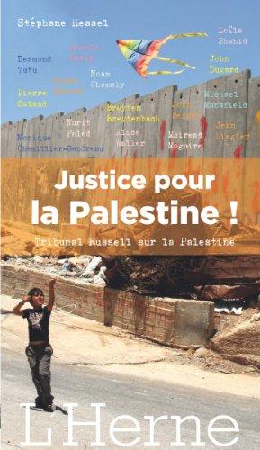 Justice pour la Palestine !