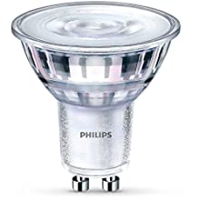 Philips LED Classic Warm Glow 5W Dimmable Glass LED Spot Light