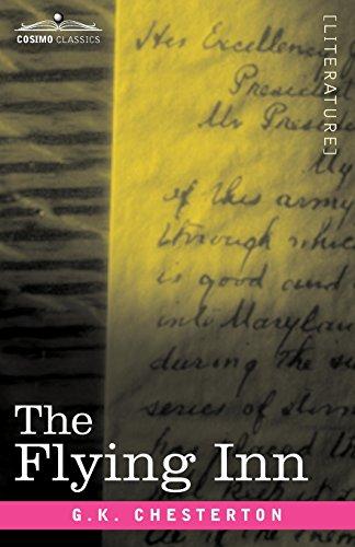 The Flying Inn Cover Image