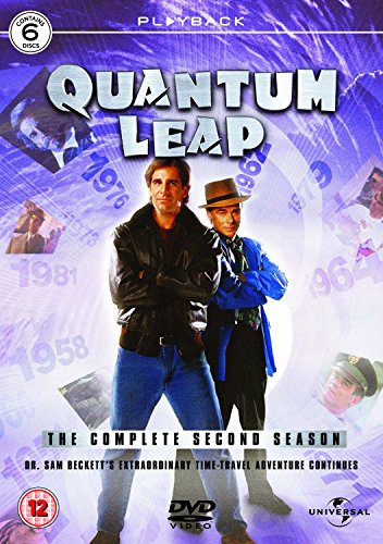 Quantum Leap: The Complete Series 2 [DVD]