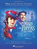 Mary Poppins Returns: Music from the Motion Picture Soundtrack: Piano / Vocal / Guitar
