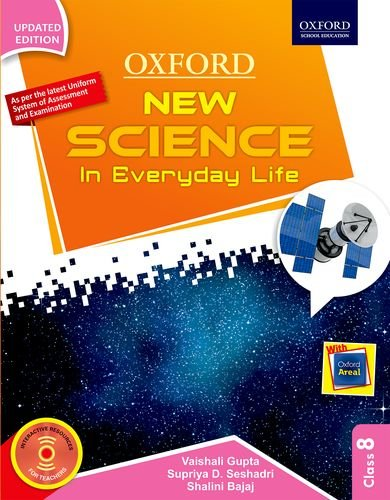New Science in Everyday Life BK 8_ED18 [Paperback] [Jan 01, 2017] V. GUPTA, S. SESHADRI, S. BAJAJ