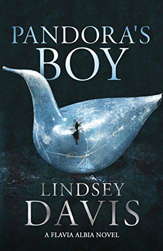 Pandora's Boy: Flavia Albia 6 (Falco: The New Generation) (English Edition) por Lindsey Davis
