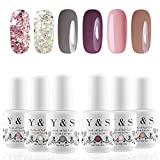 Y&S Soak Off Gel Nail Polish Sets 6 - Best Reviews Guide