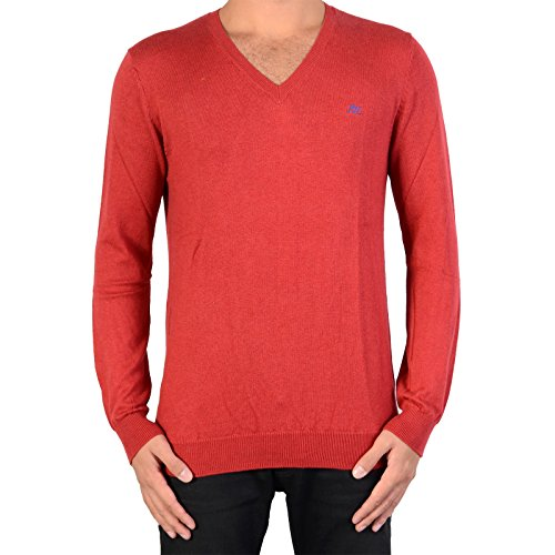 Pull Pepe Jeans PM700940 Justin Rouge 255 Rouge