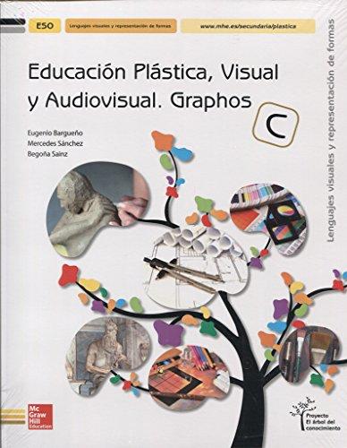 Educación Plástica, Visual Y Audiovisual. Graphos C - 9788448610319