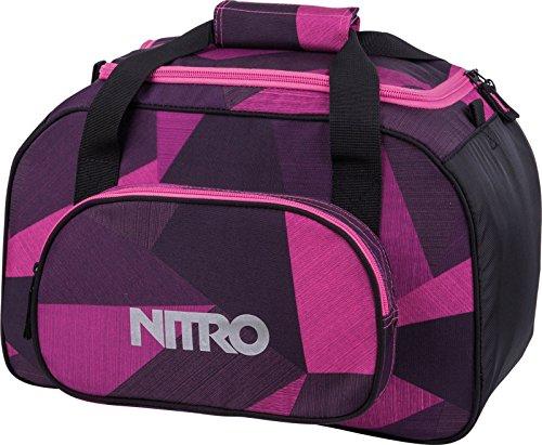Nitro Sporttasche Duffle Bag XS 35 L Fragments Purple