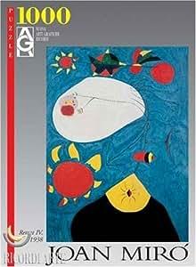 Puzzle 1000 pièces - Miro : Retrat IV, 1938