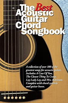 Best Acoustic Guitar Chord Songbook [Lyrics and Chords] par [Various]