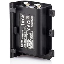 Tera Reemplazo de la Bateria 2400 mAh para Mando Inalambrico XBOX ONE Microsoft con Toallita de Limpieza de Regalo