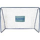 Hudora Fußballtor, blau, XXL, 76128