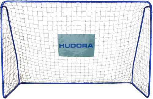 Portería 300x205x120cm, 32 mm. Hudora Match XXL