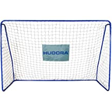 Hudora 76128/01 Porta da calcio, Blu