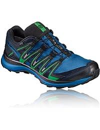 Salomon Homme XA Pro 3D GTX, Black/Black/Magnet, Synthétique/Textile, Chaussures de Course à Pied et Trail Running, Taille 46.6