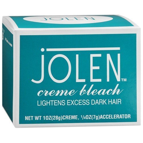 Jolen Creme Bleach Regular 30 ml (Hautaufhelle) [Personal Care] (Frisier-Cremes & Wachs)