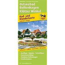 Ostseebad Boltenhagen - Klützer Winkel: Rad- und Wanderkarte mit Ausflugszielen, Einkehr- & Freizeittipps, wetterfest, reissfest, abwischbar, GPS-genau. 1:30000 (Rad- und Wanderkarte / RuWK)