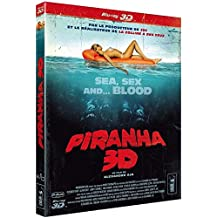 Piranha 3D - Blu-ray 3D active