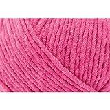 Rico essentials Super chunky Fb. 03 - pink wunderbare Schnellstrickwolle für Ihre modischen Projekte