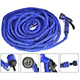 Siddhi Collection Magic Hose 50 Feet Expandable Garden Hose For Car Washing