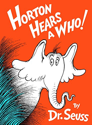 Horton Hears a Who! (Classic Seuss) (English Edition)