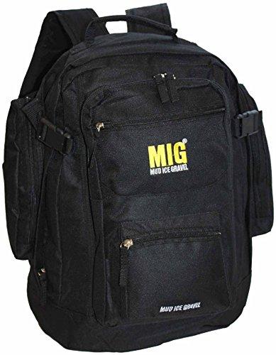 mens-large-plain-backpack-rucksack-bag-sports-hiking-school-work-black