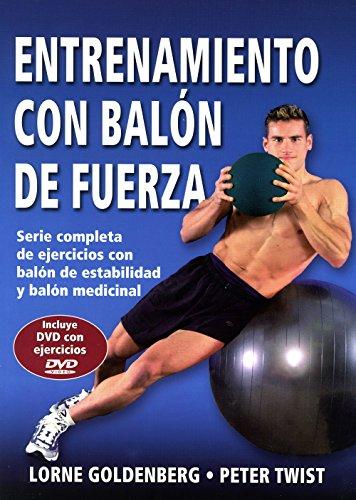 Entrenamiento balón fuerza : serie completa ejercicios