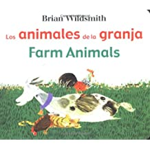 Los Animales de la Granja/Farm Animals (Brian Wildsmith Board Books)