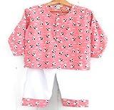 #5: Frangipani Unisex Cotton Pyjama Set