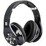 Bluedio R+ Legend Bluetooth Kopfhörer mit SD Karte Slot Titanium