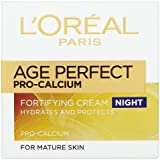L'oreal Paris L'Oréal Age Re-Perfect Pro-Calcium Intensive Restoring Night Cream SPF 15- very mature skin