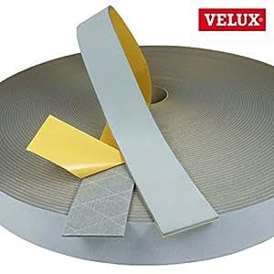 velux schaumdichtung f r dauerl ftungsklappe f r holzfenster meterware dichtungen fenster 44 mm. Black Bedroom Furniture Sets. Home Design Ideas
