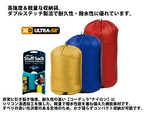 Sea To Summit Ultra Sil™ Stuff Sack - Stausack mit Kordel