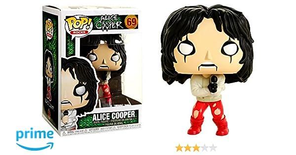 61a07d5812b Funko POP! Rocks  Mötley Crüe Mick Mars Collectible Figure ...
