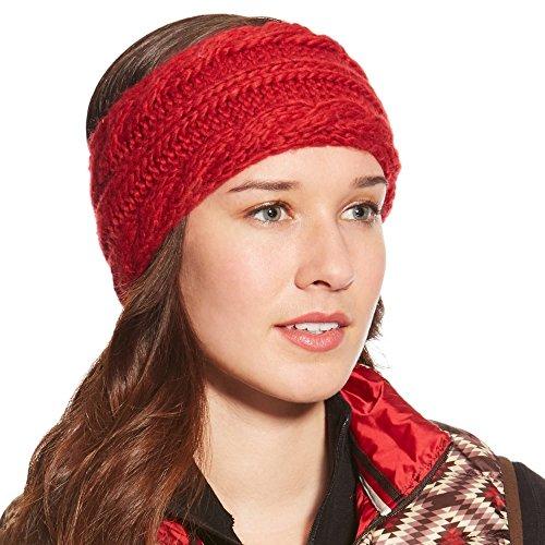 Ariat - Bandeau - Femme Taille Unique Rouge