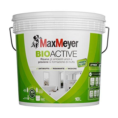 Maxmeyer 164954l010001 pittura antimuffa bioactive 10 l