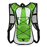 Vbiger Lightweight Outdoor Cycling Hiking Rucksack Water...