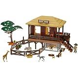 Playmobil 626693 - Selva Refugio Animales Salvaje