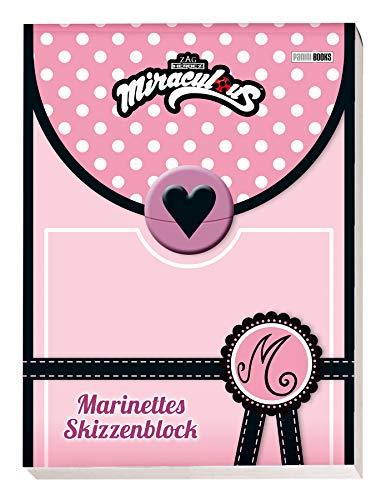 Miraculous: Marinettes Skizzenblock