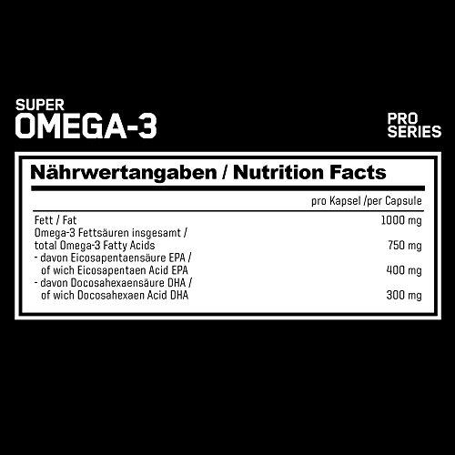 ESN Super Omega-3, 60 Kaps. - 2