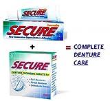 SECURE Denture Adhesive Cream 20 gms Plu...