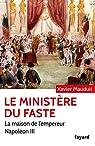 Le Ministère du faste par Mauduit