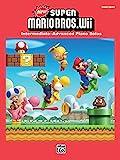 New Super Mario Bros. Wii: Intermediate / Advanced Piano Solos, Libro di pianoforte