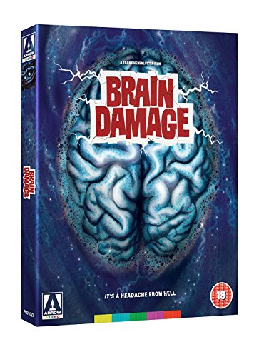 Brain Damage Limited Edition [Blu-ray] UK-Import, Sprache-Englisch -