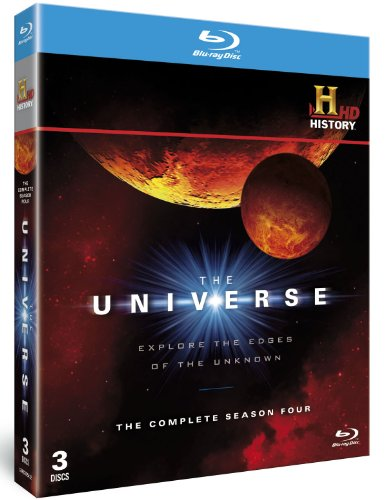 Series 4 - Complete [Blu-ray]